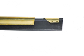 Ettore 1131 Channel Brass 12in