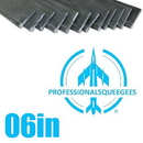 Rubber Professionalsqueegees 06in(12)SFT