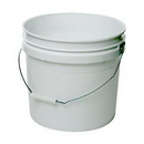 Bucket White 3 1/2 Gal
