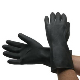 Balco Rubber Gloves 48-L300K-L Gloves Acid Resistant (Pair)