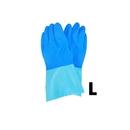 Balco Rubber Gloves LL-301L Gloves Rubber Lg (Pair)