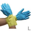 Balco Rubber Gloves CHMY-L Gloves Neoprene/Latex Lg (Pair)