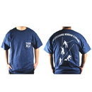 Navy T-Shirt 4 Dudes XXL