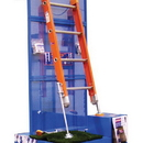 J.Racenstein 600 Ladder Leveler w/Rub Feet (2) Xtenda-Leg