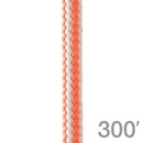 New England Ropes 3255-16-00300 Safety Core HiVee Rope 1/2in 300