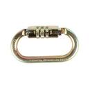 499033 Carabiner ANSI Oval Twist Lock
