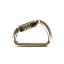 499051 Carabiner ANSI Large D Twist Lock