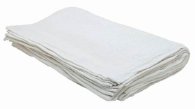 "Johnson-Rose 30909 Bar Mop Towel, 20 Oz., 17 X 20"", Ribbed Cotton (Sold In Dozen Lots Only), 612941309090, Price/DZ"