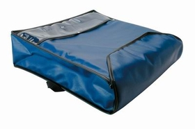 "Johnson-Rose 30961 Pizza Delivery Bag, 18 X 18"" X 5"", Insulated, Blue, 612941309618, Price/EA"