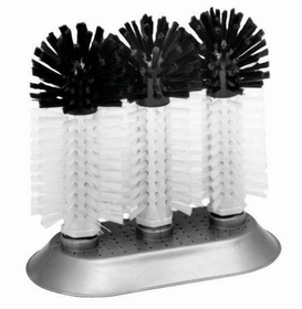 Johnson-Rose 3284 Glass Brush Refill Only, Triple, Nylon Bristles, Price/EA