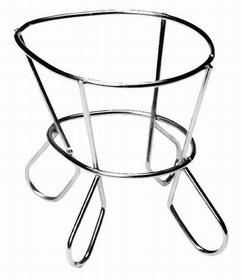 "Johnson-Rose 5600 Ham Holder, 6-3/4"" X 5-1/2"" X 6-3/8"", Nickel Plated Wire, 612941056000, Price/EA"