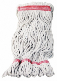 Johnson-Rose 85480 Mop Head, 100% Cotton (4 Ply), Looped, 480 Gm, 612941854804, Price/EA