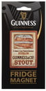Guinness Official Merchandise GNS2100I Guinness St James Gate Fridge Magnet