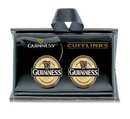 Guinness Official Merchandise GNS2513 Guinness Label Cuff Links