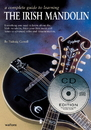 Guinness Official Merchandise WM1185CD Learning Guide For Mandolin CD Edition