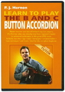 Guinness Official Merchandise WM1440DVD Learn To Play Button Accordion DVD