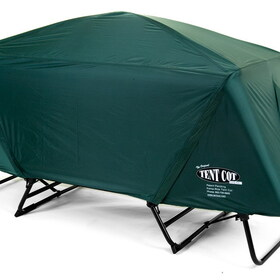 Kamp-Rite DTC443 Oversize Tent Cot with rain fly