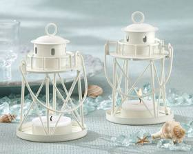 "Kate Aspen ""By the Sea"" Lighthouse Tea Light Holder"