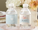 Kate Aspen 31305NA Personalized Water Bottle Labels - Kate's Rustic Bridal Collection