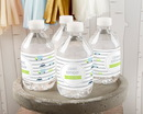 Kate Aspen 31623NA Personalized Water Bottle Labels - Precious Cargo