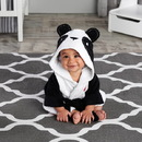Baby Aspen BA14017NA Pamper Me Panda Hooded Spa Robe