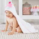 Baby Aspen BA14032NA Baby Cakes Bathtime Hooded Spa Towel