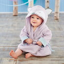 Baby Aspen BA14072FX Forest Friends Fancy Fox Hooded Spa Robe (Personalization Available)