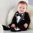 Baby Aspen BA15191NA My First Tuxedo