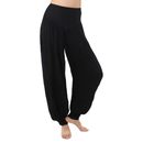 GOGO TEAM Womens Modal Cotton Soft Yoga Sports Dance Harem Pants
