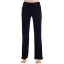 GOGO TEAM Womens Belly Dance Jersey Yoga Pants Cotton Fitness Pants