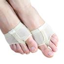 TopTie Women's Dance Paws Pad Foot Thongs Toe Undies Half Lyrical Shoes