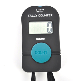 GOGO Digital Counter, Electronic Add Tally Counter, Hand Digital Counter Clicker