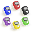 GOGO Digital Finger Tally Counter, Electronic Ring Counter, Mini 5 Digital LCD, Christmas Gift