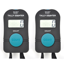 GOGO Digital Tally Counter, Wholesale Mini 4 Digit LCD Electronic Finger Hand Held Clicker