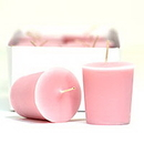 Keystone Candle 15hrPVot12-PinkHib Pink Hibiscus Votive Candles