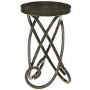 Keystone Candle DG-NAT2361 Metal Candle Holders Looped Legs 7 Inch