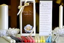 Keystone Candle Tap-BridPoemBox Bridal Poem Taper Candles Gift Box