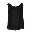 TOPTIE Women's Tank Tops Chiffon Vest Shirt Blouse