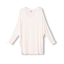 TopTie Women's Long Sleeve Basic Tunic Top Blouse Jersey Tee T-Shirts