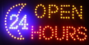 Officeship LED Neon Light OPEN Sign Business Sign 10 X 19