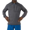 5.11 TACTICAL 72045-019-XL Recon Half-Zip Fleece, Black, X-Large