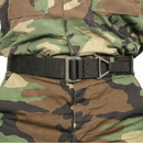 BLACKHAWK 41CQ02BK Blackhawk - Cqb Emergency Rescue Rigger Belt, Black, Large (41  To 51  Waist)