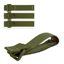 MAXPEDITION 9903G 3  Tactie Attachment Strap (Pack Of 4), Olive