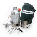 Kelly Kettle 50047 Aluminum Medium Scout  - Complete Kit