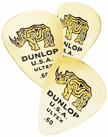 Jim Dunlop - Dunlop Ultex Std .60Mm/72Pk, Price/PACK