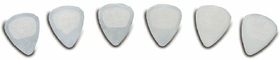 Jim Dunlop - Dunl Nylon Glow 72/Pk, Price/PACK