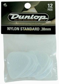 Jim Dunlop Dunl Nyl Players Pk Std .38, Price/PACK