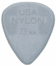 Jim Dunlop - Dunlop Flat Picks .73 72/Pk