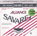 Savarez - Sav Allnce Std Tension Red