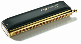 Hohner - Super 64X Chromonica-C, Price/EACH